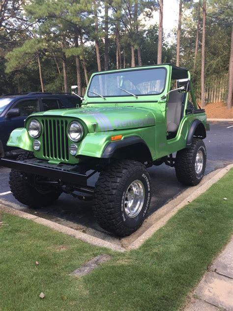 cj jeep for sale 100 cj jeep for sale for sale 1977 jeep cj7 all