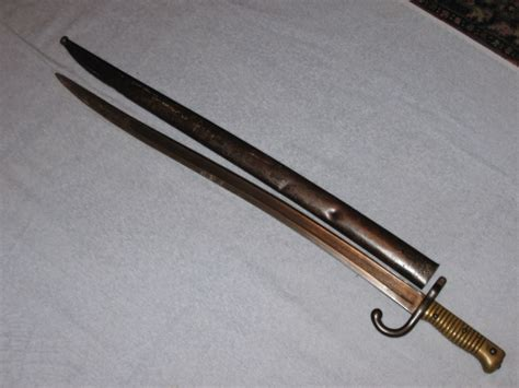 bayonets sale model 1866 chassepot sword bayonet for sale at