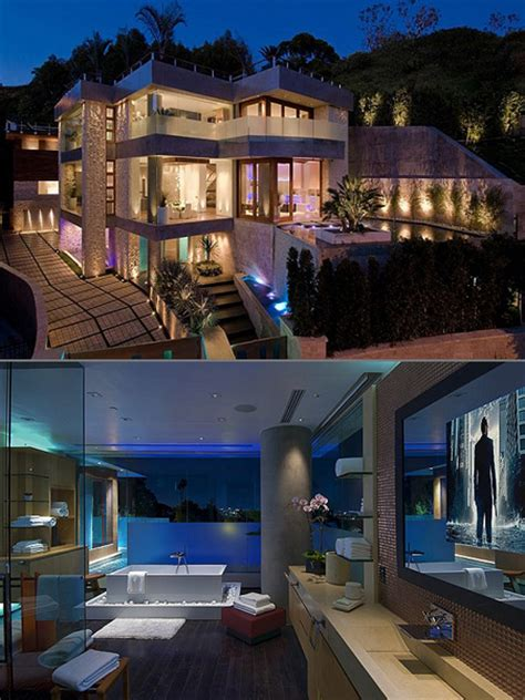 3 story mansion stunning 3 story mansion in la is filled with tech techeblog
