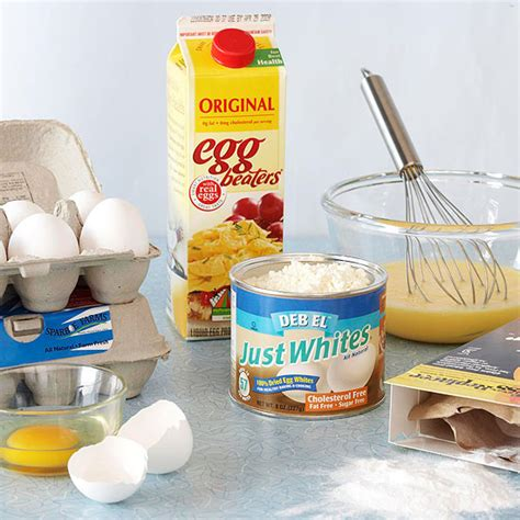 healthy eggs low cholesterol egg substitutes