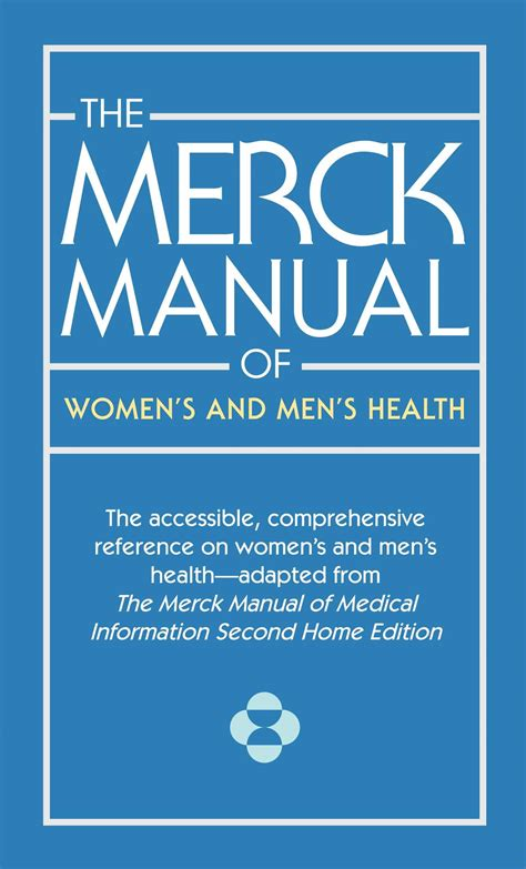 The Merck Manual Of Medical Information Second Home Edition