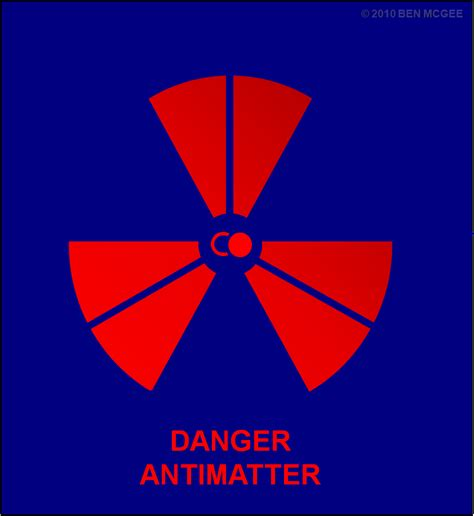 and antimatter questions on anti matter