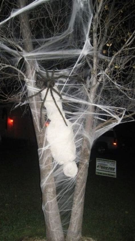 scary halloween decorations  outdoor party