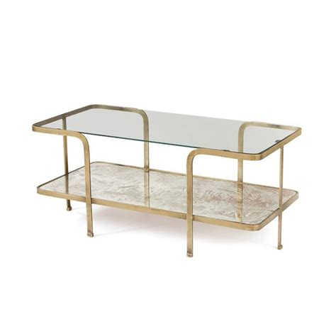 antique gold coffee table gold frame antique mirror coffee table