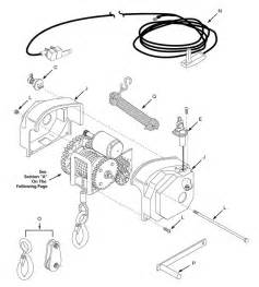 ramsey winch solenoid wiring diagram ramsey free engine image for user manual