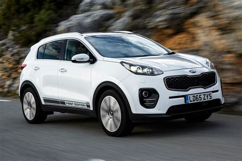 kia sportage  edition  crdi  review  car