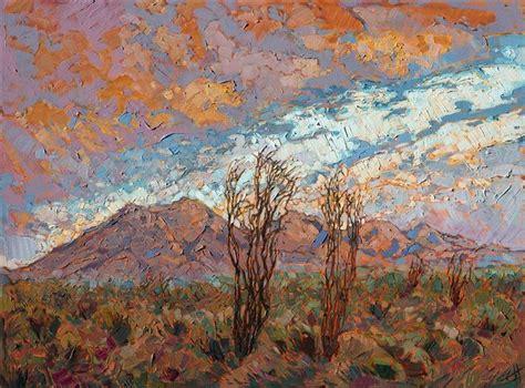 bob ross painting desert california desert painting landscape for sale by the