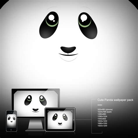 panda themes for iphone kawaii panda iphone wallpaper wallpapersafari