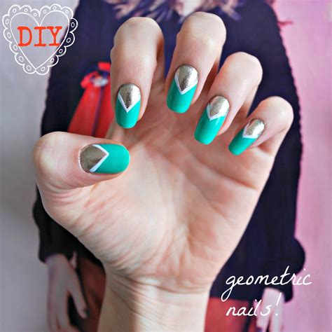 easy nail art chevron easy chevron nail designs 2017 2018 best cars reviews