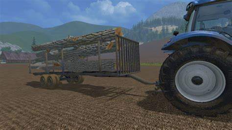 how to make log ls log trailer with autoload v 1 1 ls 2015 farming