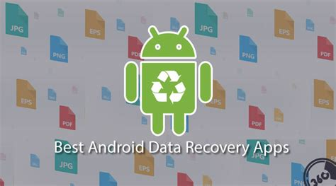 android data recovery app best android data recovery apps for no root users in 2018