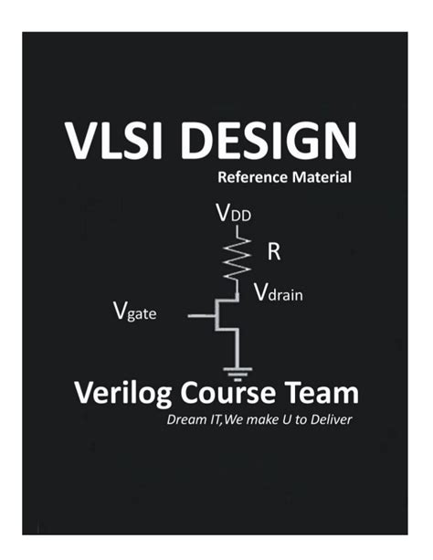 vlsi layout design basics easy learn to verilog hdl