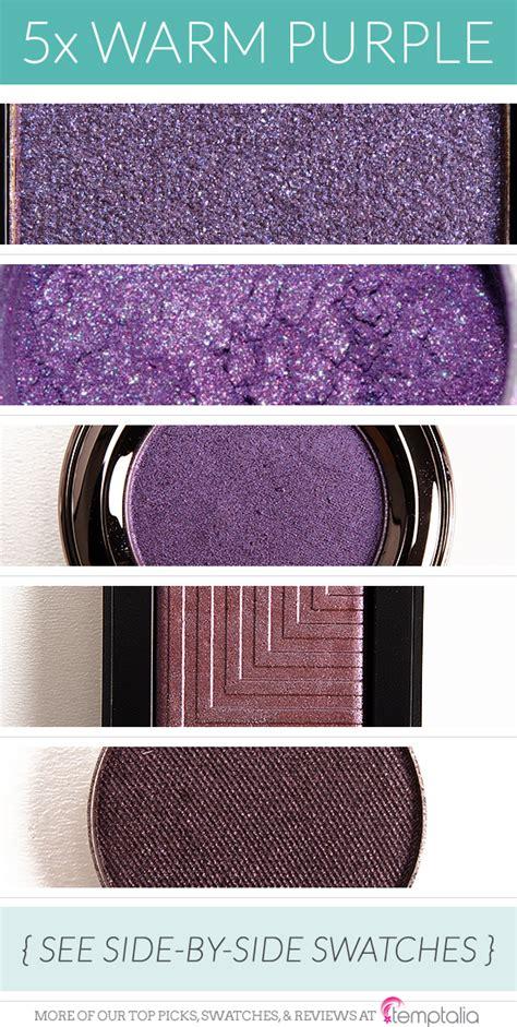 warm purple 5 gorgeous warm toned purple eyeshadows