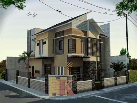 25 gambar desain arsitektur rumah modern minimalis model desain rumah terbaru