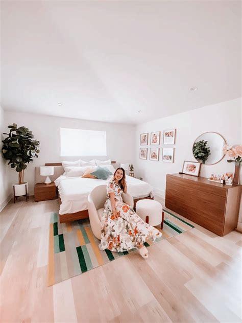 mid century modern bedroom dallas life  style cute