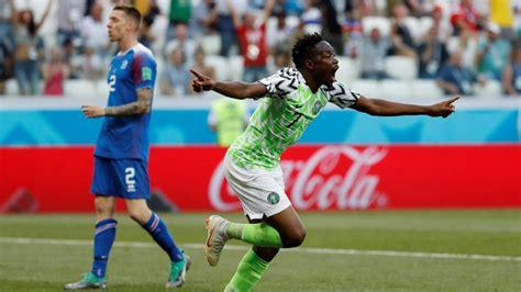 wm 2018 doppelpack musa island verzweifelt an nigeria