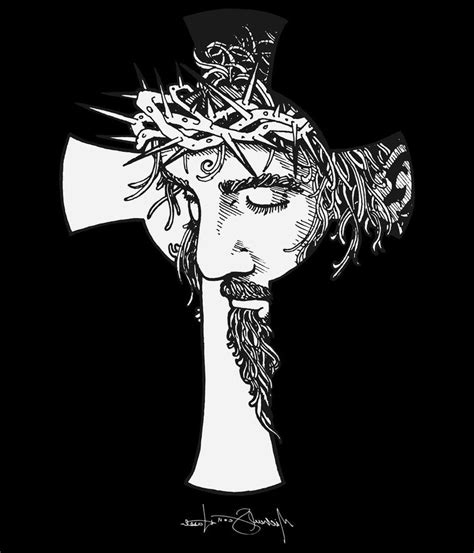 jesus christ on the cross tattoo design jesus cross designs cool tattoos bonbaden
