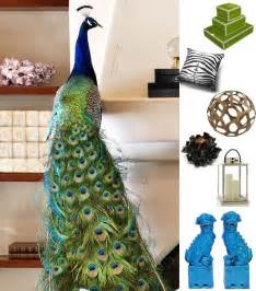 Peacocks Home Decor Decorating Peacock Color Swatches For The Home