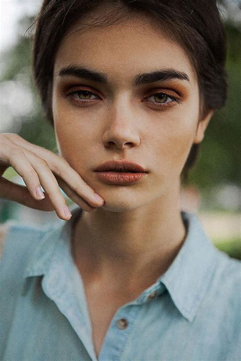 The Model Eyebrow 4 by Best 25 Model Ideas On Reference