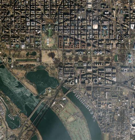washington dc map satellite master marf satellite images of the inauguration