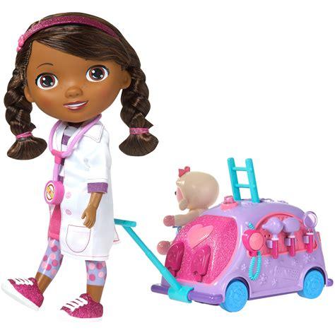 Dokter Set Doc Mcstuffin doc mcstuffins pet vet doctor s bag set walmart