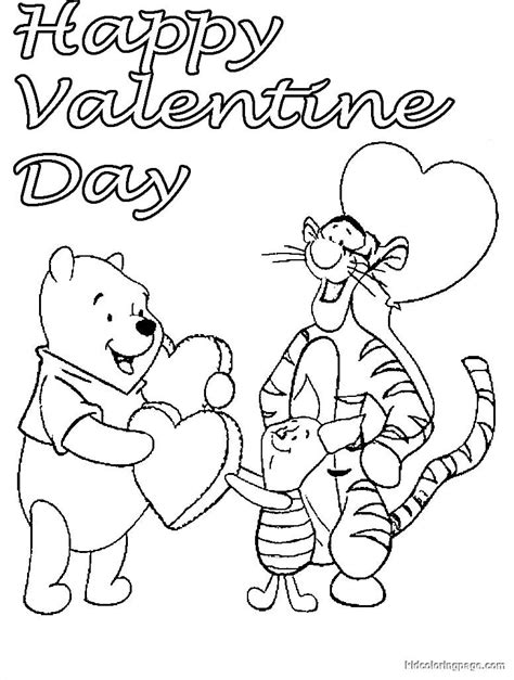 valentines day coloring pages for toddlers coloring clipart 71
