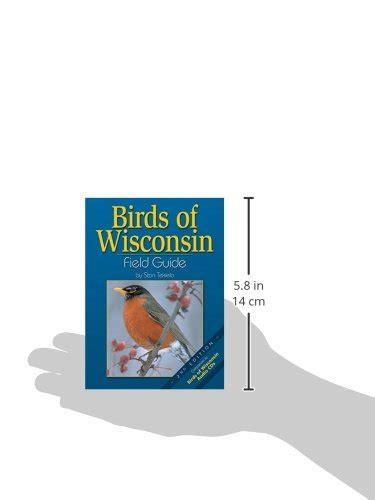 Birds Of Wisconsin Field Guide Second Edition For 5 95