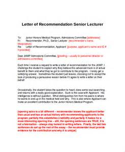 Recommendation Letter For Lecturer Sle Letter Of Recommendation 22 Free Documents In Doc