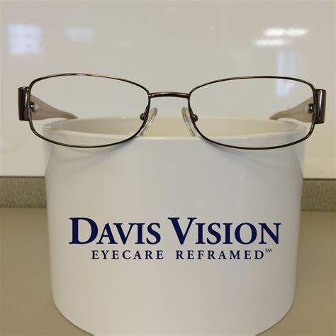 davis visio davis vision frames emphasized with frames