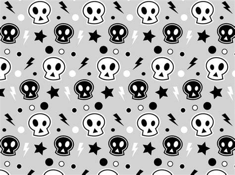 imagenes rokeras en blanco y negro blanco y negro calaveras bacground descargar vectores gratis