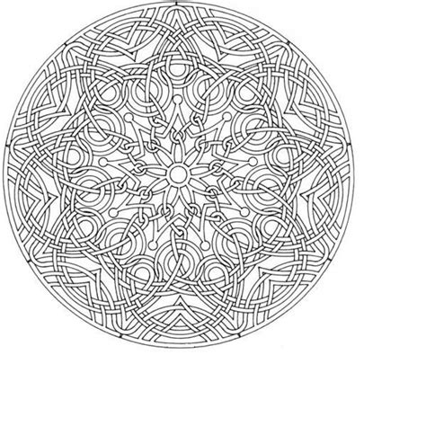 celtic mandala coloring pages free pin by michel on mandalas
