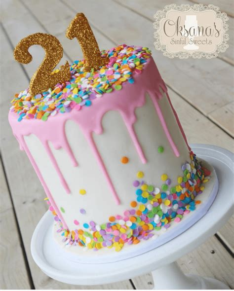 Make Birthday Cake by How To Make A Drip Cake 50 Amazing Drizzle Cakes To