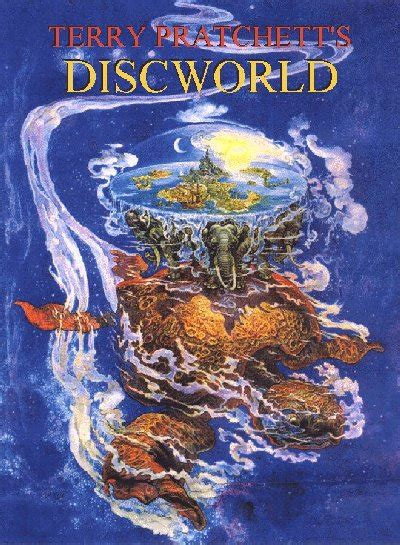 discworld novel 26 books the l space web analysis