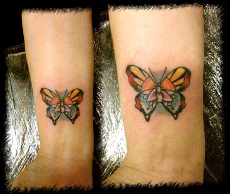 butterfly tattoo images on wrist wrist butterfly tattoos