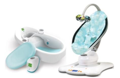 Mamaroo Origami - a busy summer for 4moms two successful product launches
