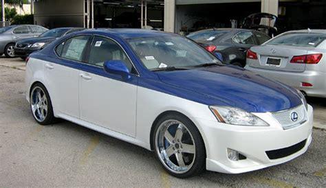 jm lexus customized is 350