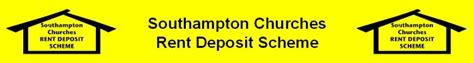 Rent Deposit Or Bond Scheme Scheme Southton Churches Rent Deposit Scheme
