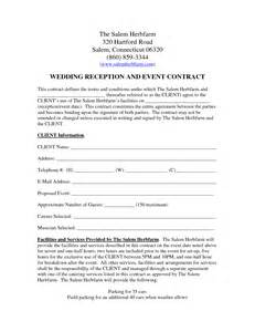 event rental contract template read book sle cottage rental contract page 1 of 4 pdf