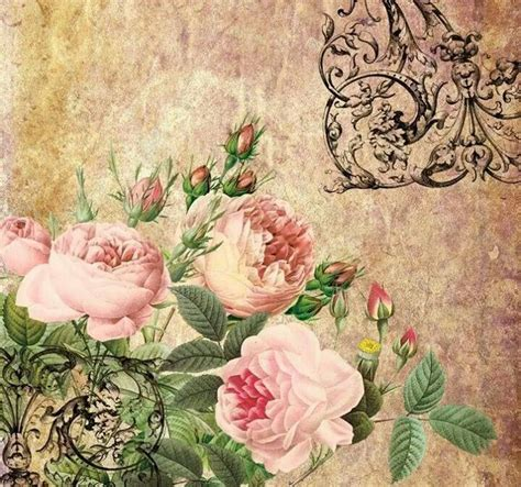 cuadro tris rose shabby 1000 images about shabby transfer on