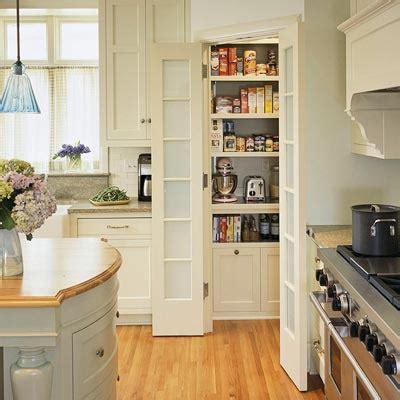 Corner Kitchen Pantry Ideas | 47 cool kitchen pantry design ideas shelterness