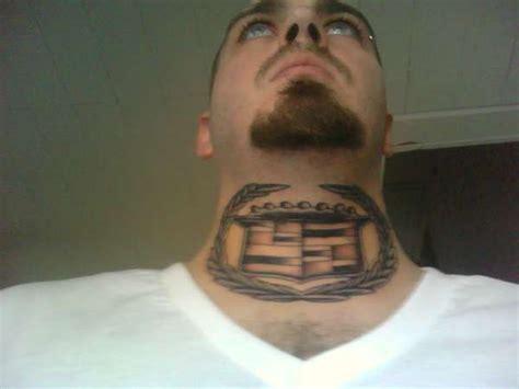 cadillac tattoos cadillac emblem tattoos cadillac emblem