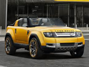 land rover dc100 sport concept 2017 car design and