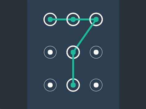 pattern lock for android nokia x android like pattern lock in vanilla javascript