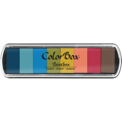 clearsnap colorbox pigment paintbox option pad jo