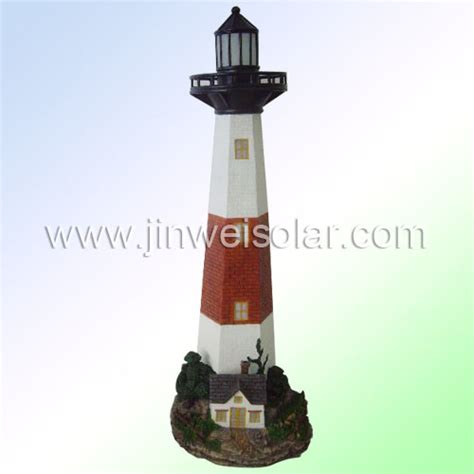 China Solar Lighthouse G7095a China Solar Light Solar Lighthouse Solar Light