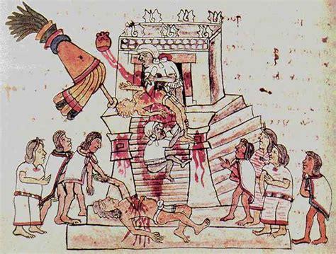 imagenes sacrificios mayas el arcabuz el descubrimiento y conquista de america