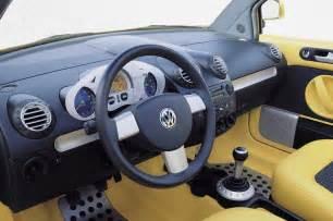 Vw Beetle Interior Volkswagen Beetle Dune Concept First Look Motor Trend