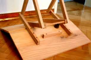 Wood Folding Table Plans Woodwork Folding Wood Table Plans Pdf Plans