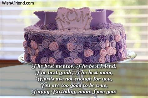 Happy Birthday Wishes To A Mentor Mom Birthday Messages Page 5
