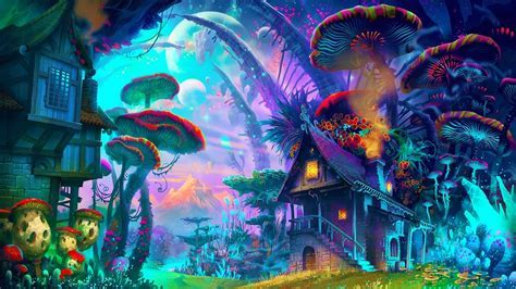 Wallpaper Hd Psychedelic   impremedia.net